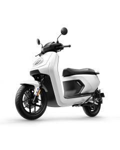 Moto Eléctrica NIU MQi GT Blanca