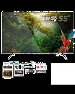 Evvo Android 55 UHD 4K