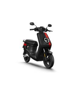 Moto Eléctrica NIU MQi+ SPORT NEGRO/ROJO