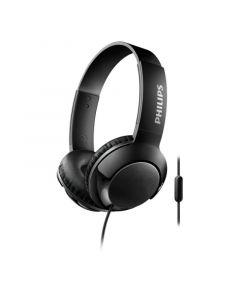 Philips Bass Plus SHL3075 Auriculares Con Micrófono Negros